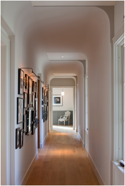 Decora o de corredores internos decora o ideal for Interno s