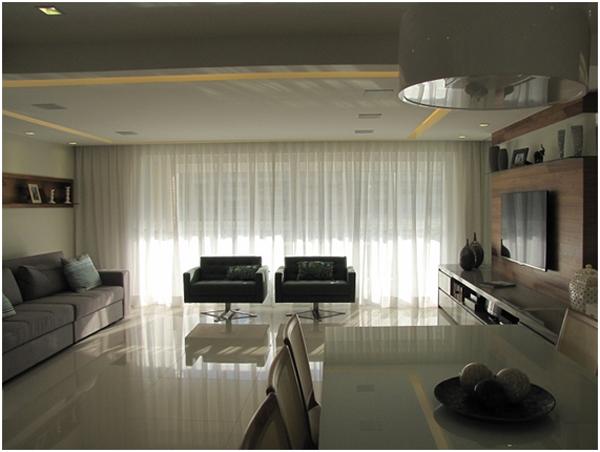 Decoração de Interiores com Estilo Contemporâneo